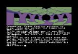 Jewels of Darkness Commodore 64 Starting screen for Colossal Adventure