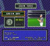 Sterling Sharpe: End 2 End SNES Coin toss