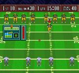Sterling Sharpe: End 2 End SNES The kick off