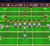 Sterling Sharpe: End 2 End SNES On defense