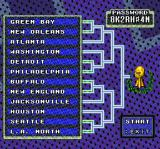 Sterling Sharpe: End 2 End SNES Playoff tree