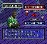 Sterling Sharpe: End 2 End SNES The All-star game