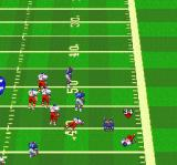 Sterling Sharpe: End 2 End SNES After being tackled