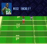 Sterling Sharpe: End 2 End SNES Sterling Sharpe sometimes gives compliments after a play