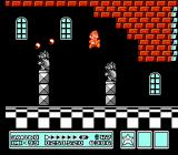 Super Mario Bros. 3 NES Bowsers castle, world 8
