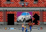 Double Dragon Genesis The fellow with the tube doesn't look very friendly