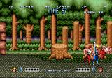 Double Dragon Genesis Ugly things can happen even in an idyllic forest...