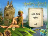 Apiary Quest Windows Title screen and main menu