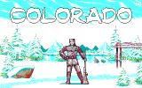 Colorado DOS Title Screen (EGA)