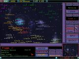 Imperium Galactica DOS The full starmap