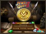 Jewel Quest II Windows Title screen and main menu