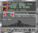 Super Battleship: The Classic Naval Combat Game  Genesis Status of a ship