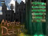 Master of Defense Windows Main menu