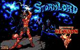 Stormlord DOS Title Screen (EGA)