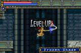 Castlevania: Circle of the Moon Game Boy Advance Level Up!