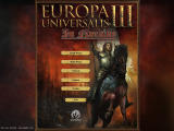 Europa Universalis III: In Nomine Windows Good old menu screen