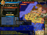 Europa Universalis III: In Nomine Windows The new decisions and mission screen