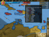 Europa Universalis III: In Nomine Windows Magna Mundi's map, and lots of rebellious american heathens