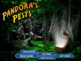 Pandora's Pests Macintosh Title Screen