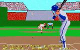 Earl Weaver Baseball II DOS Dodge the ball (MCGA)