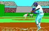 Earl Weaver Baseball II DOS Dodge the ball (EGA)