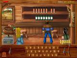 Wild West Billy Windows Starting level 2, in the town