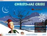 Christmas Crisis Macintosh Title Screen
