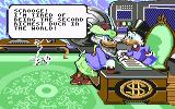 Disney's Duck Tales: The Quest for Gold Commodore 64 Dialogue between richest ducks in the World