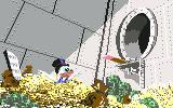 Disney's Duck Tales: The Quest for Gold Commodore 64 Swimming in sea of money