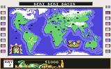 Disney's Duck Tales: The Quest for Gold Commodore 64 World overview