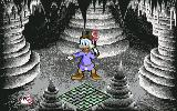 Disney's Duck Tales: The Quest for Gold Commodore 64 Finding your way in the cave