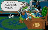 Disney's Duck Tales: The Quest for Gold Atari ST Dialogue between richest ducks in the World