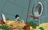 Disney's Duck Tales: The Quest for Gold Atari ST Finding the rare coin in the pool of money