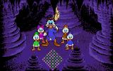Disney's Duck Tales: The Quest for Gold Atari ST Starting to search the treasure in the maze