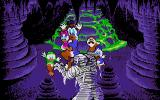 Disney's Duck Tales: The Quest for Gold Atari ST Mummy is scaring you
