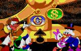 Disney's Duck Tales: The Quest for Gold Atari ST Do not be upset! You'll win another time!