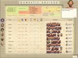Sid Meier's Civilization III Windows Domestic Advisor