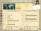 Sid Meier's Civilization III Windows Military Advisor - A war against the Aztecs would be suicide.