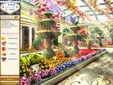 Dream Day Wedding: Viva Las Vegas Windows Picking flowers at the conservatory.