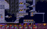 Lemmings 2: The Tribes Atari ST Space lemmings.