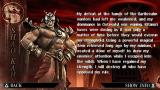 Mortal Kombat: Unchained PSP Fighter bio