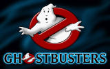 Ghostbusters Windows Title screen.