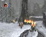 The Chronicles of Narnia: The Lion, the Witch and the Wardrobe Windows You can burn several objects using the torch