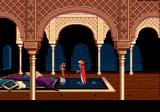 Prince of Persia Genesis Jaffar with his indiscreet proposal toward the princess