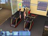 The Sims 3 Windows Getting to know a girl in the gym.