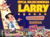 LARRY: Collector's Edition Autorun Menu. Not much to choose from but hey - you get all of the games installed at once!