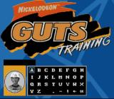 Nickelodeon GUTS SNES Enter a name