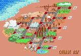 OutRun Genesis course map