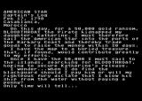 Pirates of the Barbary Coast Atari 8-bit Introductory Story