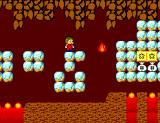 Alex Kidd in Miracle World SEGA Master System Alex can't kill this flame